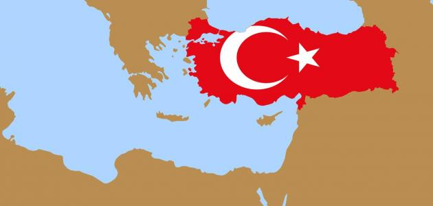 تاريخ تركيا القديم